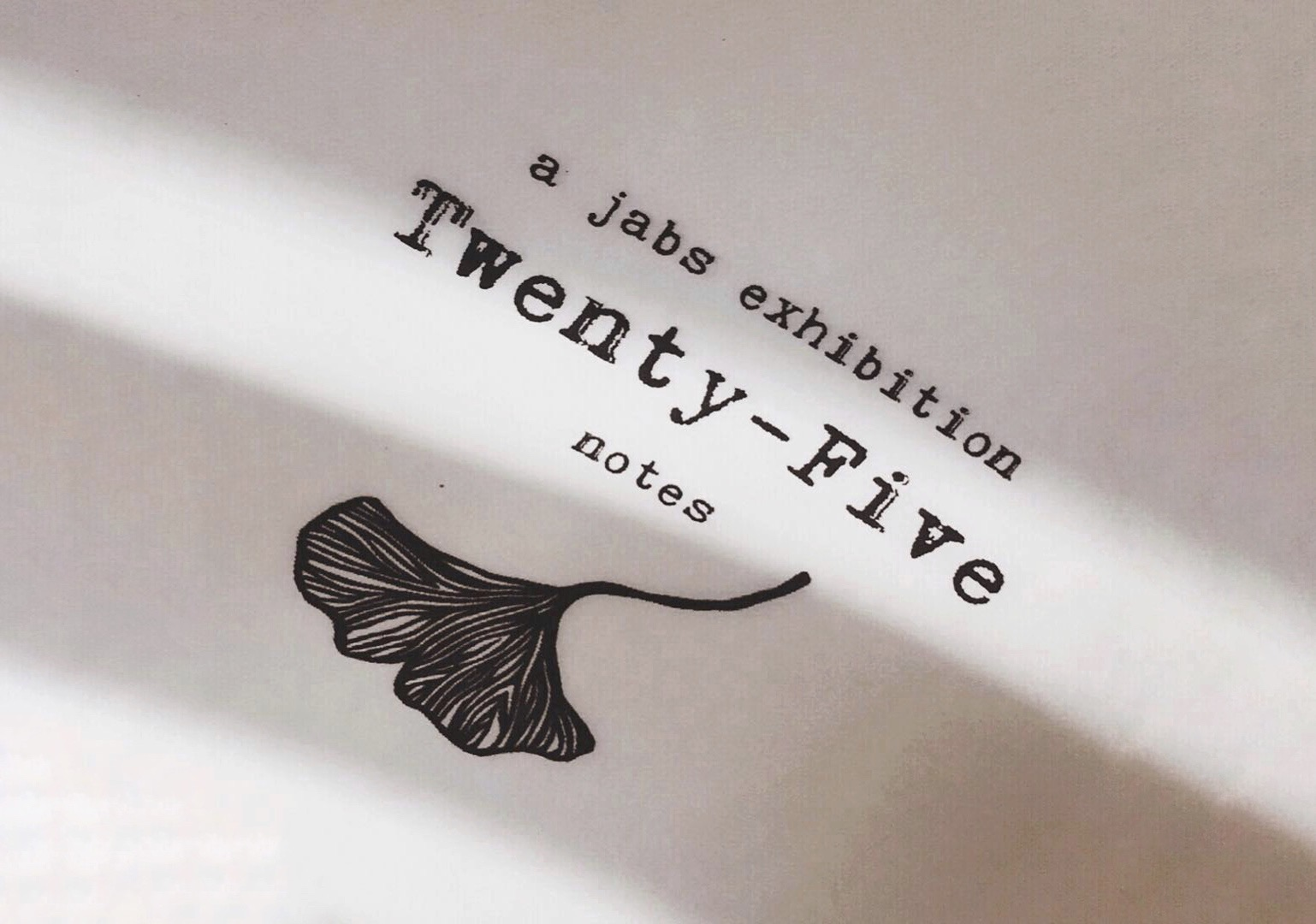 Notes On Twenty-Five